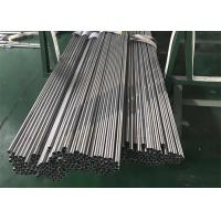 Buy cheap Machined Parts Incoloy 800H UNS N08810 Nickel Alloy Cold Drawn Seamless Pipe product