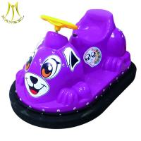 Buy cheap Hansel amusement park products kids ride on electric toy car for sale product