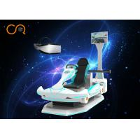 F1 Vr Racing Games Virtual Reality Driving Simulator With Electric Dynamic Platform