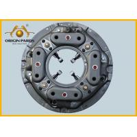Buy cheap 430mm C - Series ISUZU Clutch Plate 1312203212 For 10PE1 6WF1 Heavy Duty Metal Color product
