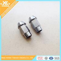 Buy cheap China Factory Directly Supply Gr5 Titanium Wheel Lug Bolts product