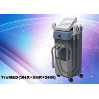 China 650 - 950nm SHR Hair Removal Machine Multifunction , Permanent Hair Removal Home Use wholesale