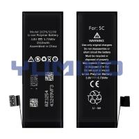 Buy cheap Manufacture Brand New 0 Cycle Lithium-ion Battery for iPhone 5C Replacement Battery product