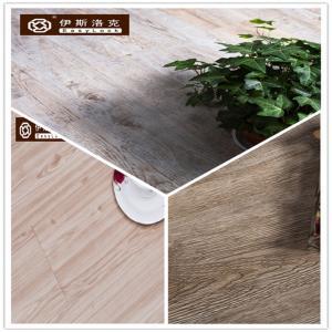 Buy cheap Simple Pastoral Scenery/Interlocking/Environmental Protection/Wood Grain PVC Floor(9-10mm) product