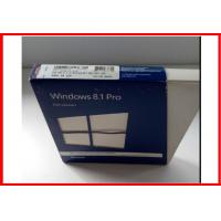Buy cheap Genuine Windows 8.1 Pro Retail Box 64 Bit Full Version Original Lifetime Warranty product