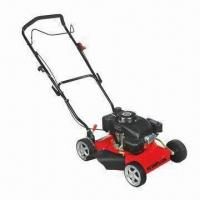 Buy cheap 139cc Gasoline Lawn Mower with 2.5kW Maximum Power and 460mm Cutting Width product