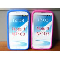 China Pink soft silicone mobile cellular protective Phone Covers Case for Nokia 7100 on sale