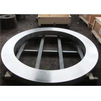 Buy cheap SA182-F304 Stainless Forged Steel Rings Rough Machined  Intergranular  Corrosion Test Report product