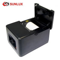 Buy cheap Supermarket Thermal Receipt Printer For Mobile Phone Android Windows product