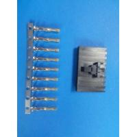 Buy cheap Single Row 2-20 PIN , 2.54mm Pitch , PCB Connectors Wire to Board , Color Black product
