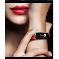 Buy cheap Social Distance Alarm and actual distance monitor 1 -3 meters alarm Fitness Tracker Pedometer product