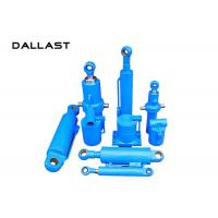 Buy cheap Gs Agricultural Hydraulic Cylinders Ceramic Piston Rod Chrome Plated product