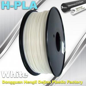 Buy cheap Multi-color PLA Filament 1.75mm , 3D Printer Filament 1.0kg Net Weight product