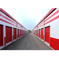Buy cheap Hot Rolled Steel Metal Warehouse Buildings For Storage Complex Function product
