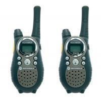 Buy cheap 5KM 400MHZ - 430MHZ Frequency li-ion battery police walkie talkie with Handheld product
