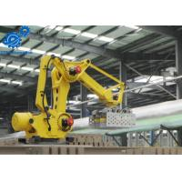 Buy cheap Carbon Steel Industrial Robotic Arm For Palletizing Logistic Package product