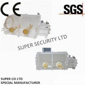 China Acylic Glove Box/ Vacuum Glove Box  for Testing under Sealed Atmosphere wholesale