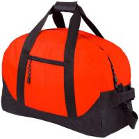 Buy cheap Washable 420D Polyester Custom Duffle Bags Hard Bottom / Logo Embossed product