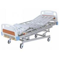 Buy cheap Multi Function Manual Hospital Bed With 4 Cranks For Adults product