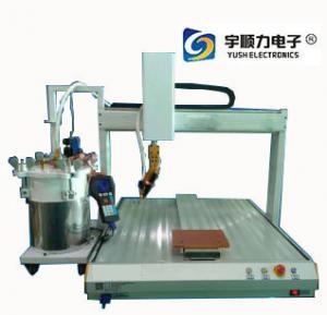 Buy cheap Intelligent Rotary Head Glue Dispensing Machine Needle Tubing 2.6 L Glue Bottle product