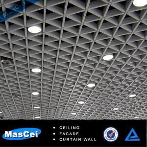 Buy cheap Метал потолок клетки, потолок алюминия открытый для супермаркета product