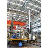 Buy cheap Industrial boiler Pressure Vessel Manufacturing Equipment NC Saddle SAW Welding Machine product