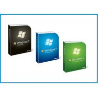 Buy cheap microsoft Windows 7 Pro Retail Box windows 7 professional sp1 64 bit COA DELL OEM Product Key product