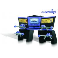 Buy cheap Computerized CCD 4 Wheel Laser Alignment Equipment With Global Vehicle Database product