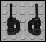 Buy cheap 30KHz 3W 4km interphone police walkie talkie earpiece with emergency alarm product