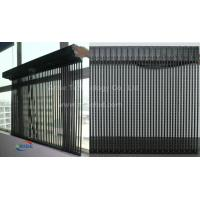Buy cheap Transparent p31.25 outdoor mesh led screen pixel 31.25mm led curtain display video wall product