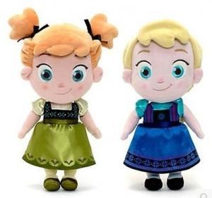 Buy cheap Малый плюш Дисней девушок Toys Elsa и замерли Анной, котор куклы младенца 30cm product