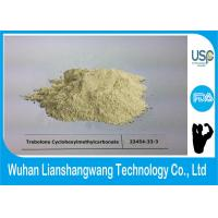 China Trenbolone Powder  Tren Hexahydrobenzylcarbonate 23454-33-3 Injecting Anabolic Steroids wholesale