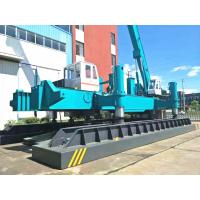 Buy cheap Concrete Pile Jack In Machine For Piling , Small Piling Machine ZYC460 from wholesalers