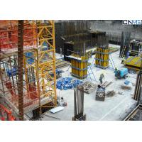 Buy cheap Adjustable H20 Timber Beam Formwork For Rectangle Concrete Column product