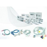 Buy cheap 6 Pin Connector Hospital Telemetry Monitoring Systems Medical Accessories Solution product