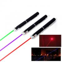 Buy cheap OEM Lightweight Green Laser Pointers Presenter Remote Lazer 155*14mm Size product