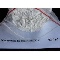 Quality Nandrolone Decanoate White Powder , DECA Durabolin CAS 60-70-3 for Muscle Building for sale