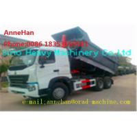 Buy cheap HOWO 6x4 Benz Cabin International Dump Truck Best Heavy Duty Truck product