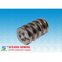 6 X 6 Rectangular Wire Helical Compression Springs High Stress Nickel Plating Surface