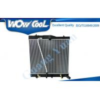 Quality Water Cooled Auto Toyota Aluminum Radiator , Anti Rust Toyota Hiace Radiator for sale