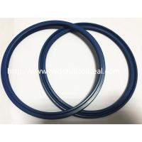 Buy cheap Pneumatic Cylinder IUIS IUI Rod Buffer Seal PU Material Blue Color from wholesalers