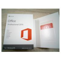 Quality Online Activation Microsoft Office Professional Plus 2016 Download With Product for sale
