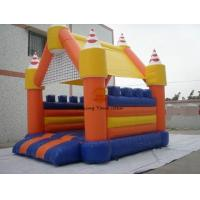 Buy cheap Fireproof Inflatable Castle Bouncer product