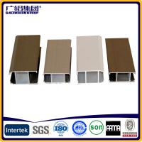 Quality profile aluminium for sliding glass door and windows for sale
