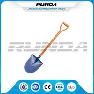 Buy cheap Railway Steel Long Handle Spade Shovel/ Garden Spade S503 For Farm Digging product