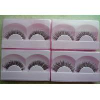Buy cheap Red Synthetic Mink Glitter False Eyelashes product