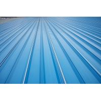Buy cheap Erosion Proof Corrugated Galvanized Steel Roofing Sheets Of Inter - Lock Type product