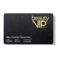China Waterproof PVC Plastic Cards VIP Membership Cards For Business With Free Sample on sale