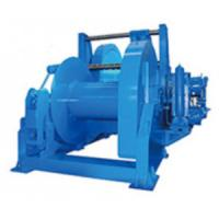 Buy cheap Hydraulic towing winch marine industry IACS certified for mooring system product