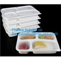 China Airtight Plastic Storage Food Freshness Preservation Container Disposable plastic storage box,bpa free stackable take aw on sale